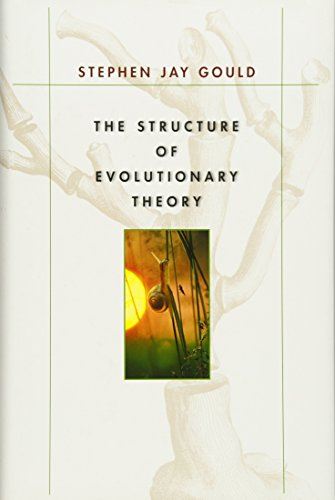 The Structure of Evolutionary Theory por Stephen Jay Gould
