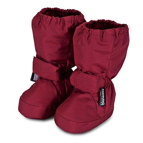 Sterntaler Winter Baby Schuhe Gr. 17-18 Farbe 802 chili-rot, extra hoch