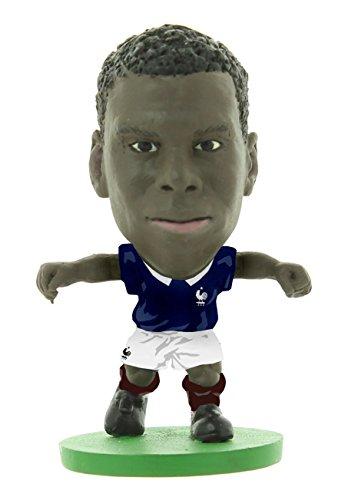 SoccerStarz SOC926 The Officially Licensed France National Team Figure of Kurt Zouma in Home Kit
