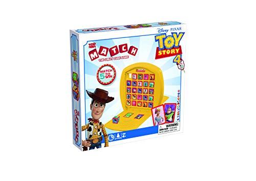 Top Trumps Match Toy Story. Juego de Mesa