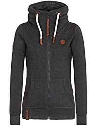 Naketano Female Zipped Jacket Monsterbumserin