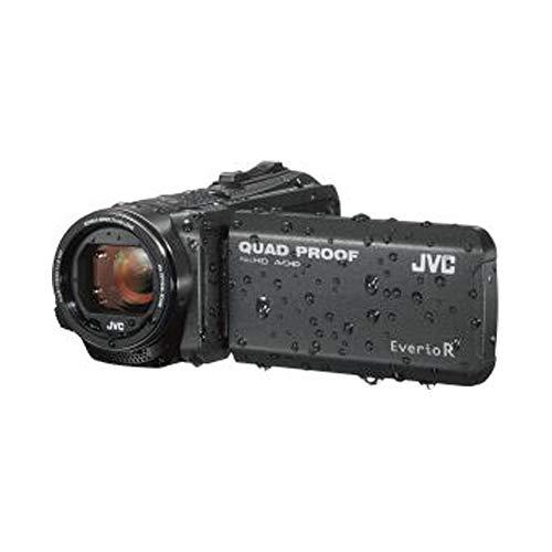 JVC GZ-R405BEU Schwarz Full-HD Camcorder