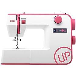 Alfa STYLE UP 20 - Máquina de coser, color rosa