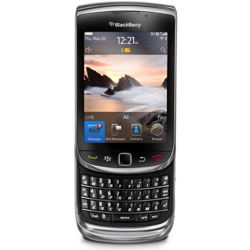 Blackberry Torch 9800 - Smartphone - 3G