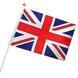 TRIXES - 6 Drapeaux Officiel Britannique pour Fetes Royal