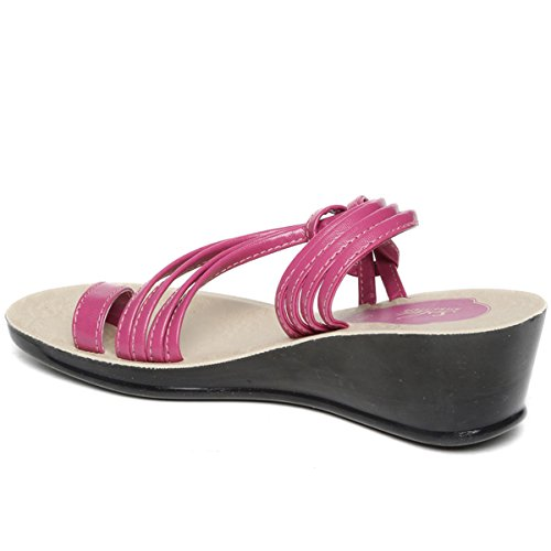 51e823e3480e PARAGON SOLEA Women s Pink Sandals - TellMePrice.com