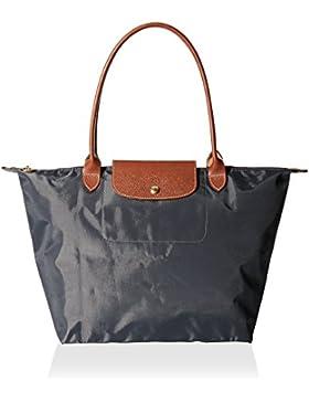 Longchamp , Damen Tote-Tasche grau