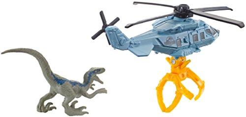 Jurassic World - Coffret Figuras, fmy39