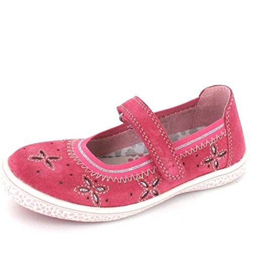 Lurchi Spangenballerina Tiffi Größe 27, Farbe: pink