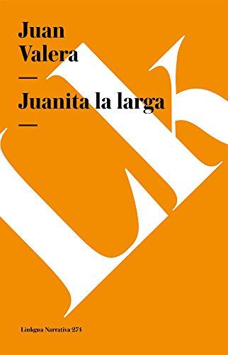 Juanita La Larga Cover Image