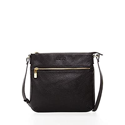 SUSU The Saxon Leather Crossbody Bags For Women