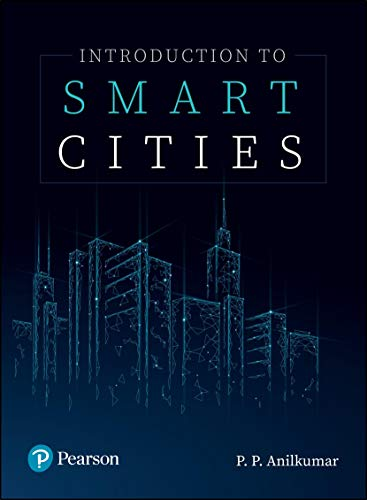 Introduction to Smart Cities | First Edition | By Pearson