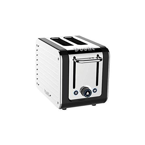 Dualit Architect Toaster, schwarz Edelstahl handgefertigt