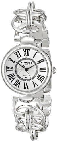 Akribos AK679SS - Reloj para mujeres