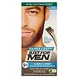 Just for Men Barbe et Moustache Couleur permanente avec Pinceau sans ammoniaque...