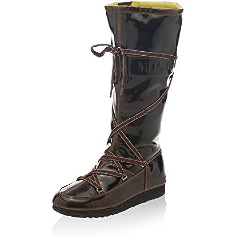 Moon Boot Botas 7Th Avenue Bronce EU 39