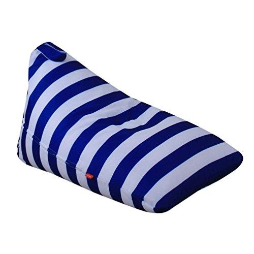 Sitzsack Kinder, HUIHUI Stofftier Plüsch Spielzeug Speicher Sitzsack Gamer Kissen Lounge Kissen Sitzsack Tasche Aufbewahrung Beutel Sessel Sitzkissen für kinder,65*95*55cm (D)