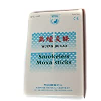 Moxa Zigarren WUYAN - RAUCHARM XL , Kohle (5 Stck.) Moxibustion - Stange BESTE PRAXIS-QUALITÄT, Moxashop preisvergleich bei billige-tabletten.eu