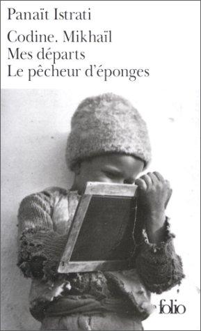 La jeunesse d'Adrien Zograffi:Codine - Mikhaïl - Mes départs - Le Pêcheur d'éponges