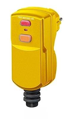 Brennenstuhl Personenschutz-Stecker BDI-S 30 IP54, 1290640 von Brennenstuhl bei Du und dein Garten
