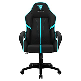 ThunderX3 Spain Silla Gaming, Cian, 128x65x52 cm