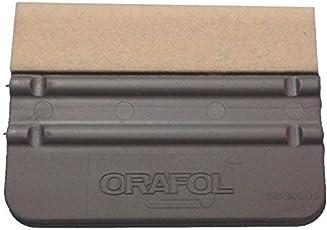 Indigos Orafol Silberrakel mit Filzkante