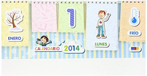 Mi primer calendario por Editorial GEU