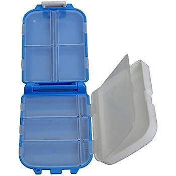 Okayji Multipurpose Small Storage Box (Color May Vary)