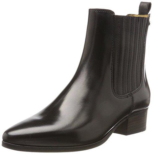 GANT Footwear Damen Linn Cowboystiefel, Schwarz (Black), 38 EU (Womens Boots Cowboy)
