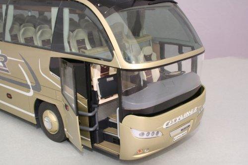 Imagen 3 de Revell Modellbausatz 07650 Neoplan CityLiner N1216HD - Autobús a escala 1:24
