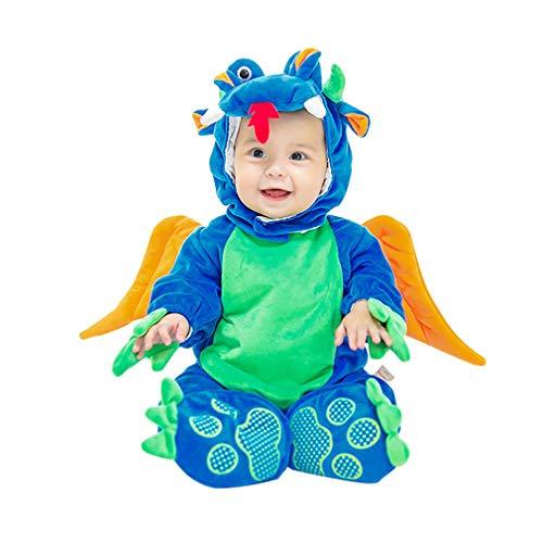 Dino Kleinkind Kostüm - Wetry - 3PC Baby Kleinkind Halloween