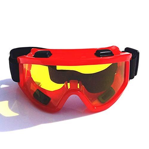 Motorrad Brille Motocross Off Road Helm Staubdicht Winddicht Ski Eyewear Schneebrille