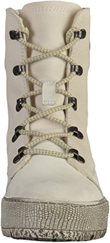 Tamaris Donna stivaletti bianco, (WHITE COMB) 1-1-26730-39/197 WHITE COMB