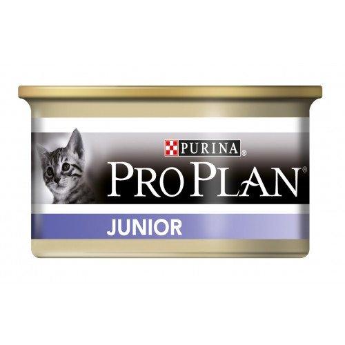 Purina Proplan Cat Junior au poulet 24 x 85 grs