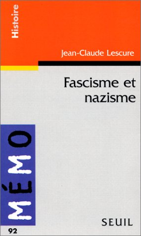 Fascisme et Nazisme