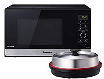 Panasonic NN-GD38HSGTG Kombi-Mikrowelle mit Grill und