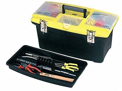 """Stanley 1-92-908 - Caja de herramientas con organizador de 56cm 22"""""""