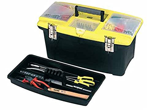 Stanley 192908 Jumbo Toolbox 22-inch with Tray