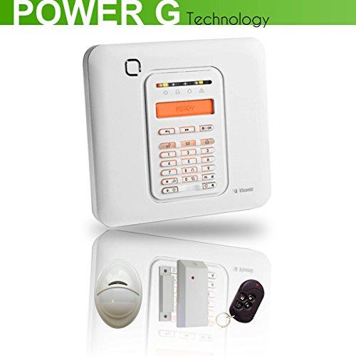 Kit Allarme VISONIC Powermaster 10PG2-1