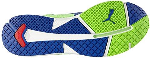 Puma - Ignite Xt Filtered, Scarpe da corsa Uomo Verde (Grün (green gecko-surf the web 02))