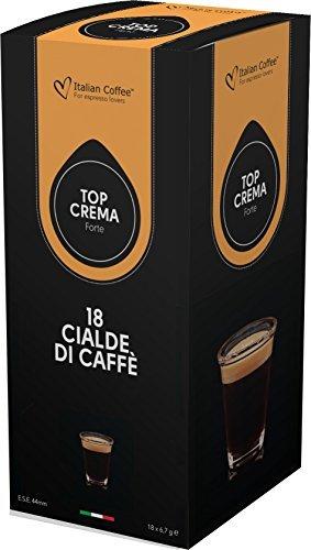 Monodosis Ese Café 44 mm Top Crema Forte 18 unidades