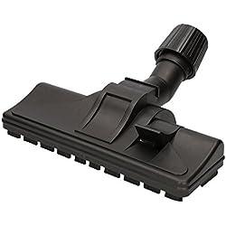 ✧WESSPER® Brosse d'aspirateur pour Rowenta Silence Force Compact 2100W (ø32mm-38mm, avec des roues)
