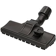 ✧WESSPER® Boquilla para suelos para aspiradora Bosch BSC10 (ø32mm-38mm, con ruedas)