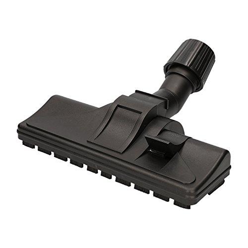 ✧WESSPER® Boquilla para suelos para aspiradora Bosch BBHMOVE4 (ø32mm-38mm, con ruedas)