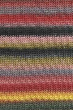 LANG YARNS Viva - Farbe: Rot (0061) - 50 g / ca. 110 m Wolle (Garn Hof 110)