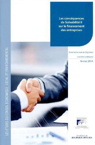 Les conséquences de Solvabilité II sur le financement des entreprises