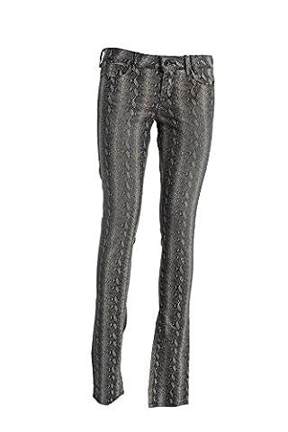 Jeans GUESS STARLET A12, grau, 25