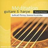 Méditation Guitare et Harpe CD