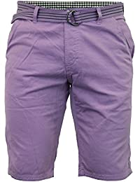 Amazon.co.uk: Purple - Shorts / Men: Clothing