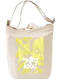 Metropolis poster Bolsa de mano D'a Canvas Day Bag| 100% Premium Cotton Canvas Fashion